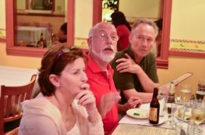 Cindy, Gerry and David