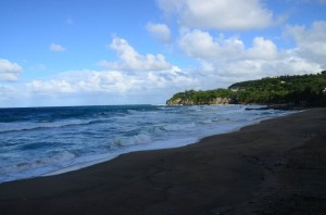 Beach near Guajataca