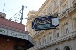 La Floridita Bar - Hemingway's place