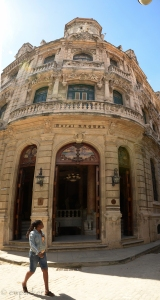 Another gem in Old Havana - The Raquel Hotel