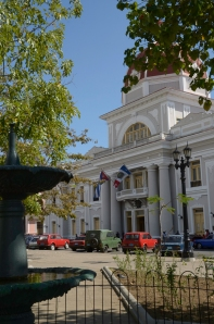 City Hall in Cienfuegos