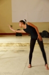Dancer at the Benny Moré School
