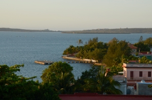 Cienfuegos is beautiful situated on the water