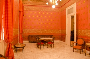 Small wedding room, Palacio de los Matrimonios