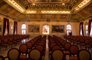 Large room, Sala Cervantes, Palacio de los Matrimonios