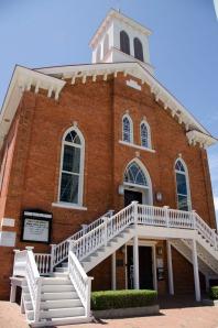 Dexter Street Church where MLK preached