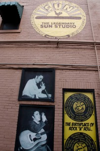 More Sun Records outside
