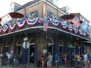 More Bourbon Street...