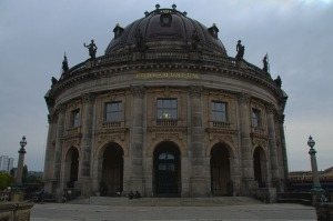 The Bode Museum - which we didn't visit.