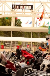 Summerfest welcomes the Harley riders