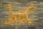 The chimera or dragon from the Ishtar Gate.