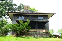FLW's sister's house, another view