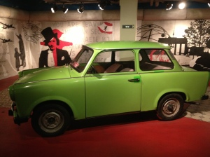 The Trabbi (East German car)