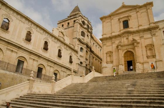 The Duomo in Noto