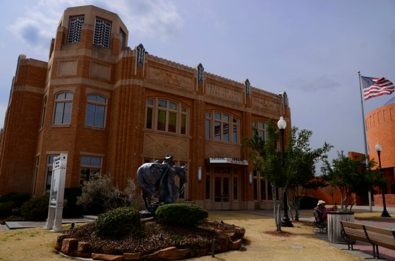The National Cowgirl Museum and Hall of Fame in Fort Worth, TX