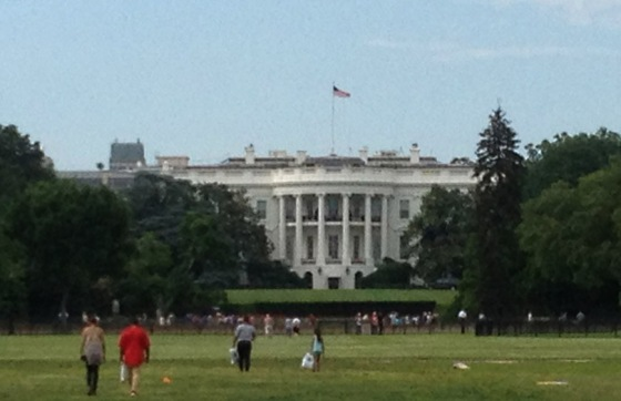 Thw White HOuse