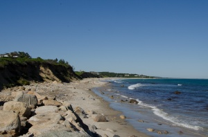 Squibnocket Beach looking northward
