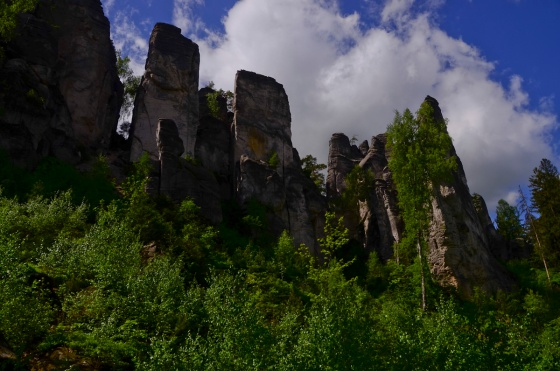 Prachov formations, Ceske Raj