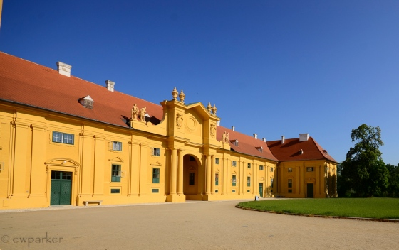 The Riding School at Lednice