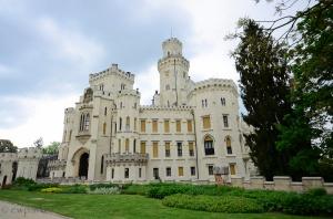 Hluboká nad Vltavou Castle, Southern Bohemia