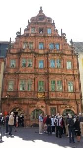 Heidelberg - Hotel Ritter