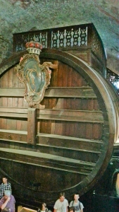 World's largest wine barrel - Heidelberg