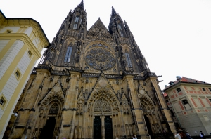 St. Vitus Cathedral - Prague Castle