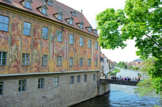 Bamberg - Old City Hall