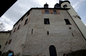 Marksburg Castle - Pretty imposing!