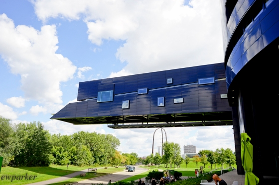 The Endless Bridge at the Guthrie Theater