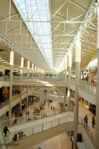 Did I say that the Mall is very elegant looking?