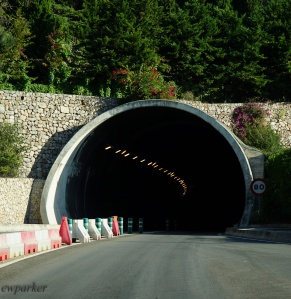 The tunnel to Soller.