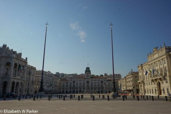 Piazza Unita d'Italia by day