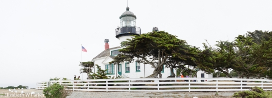 Los Pinos Point Lighthouse