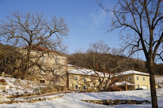 The Wollersheim Winery and Distillery - a good year 'round destination!